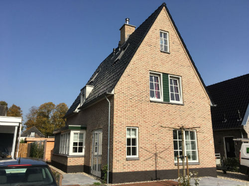 Buitenschilderwerk Woning IJsselmuiden Roorda Schilders