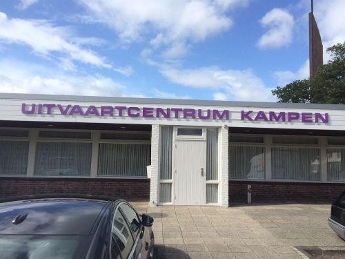 Schilderwerk Uitvaartcentrum Kampen Roorda Schilders