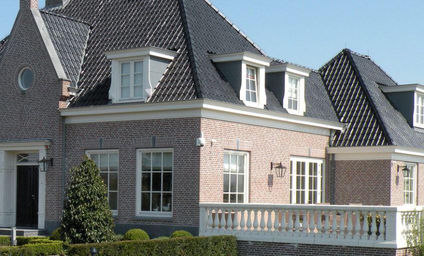 Binnen- en buitenschilderwerk woonhuis Nederhorst den Berg