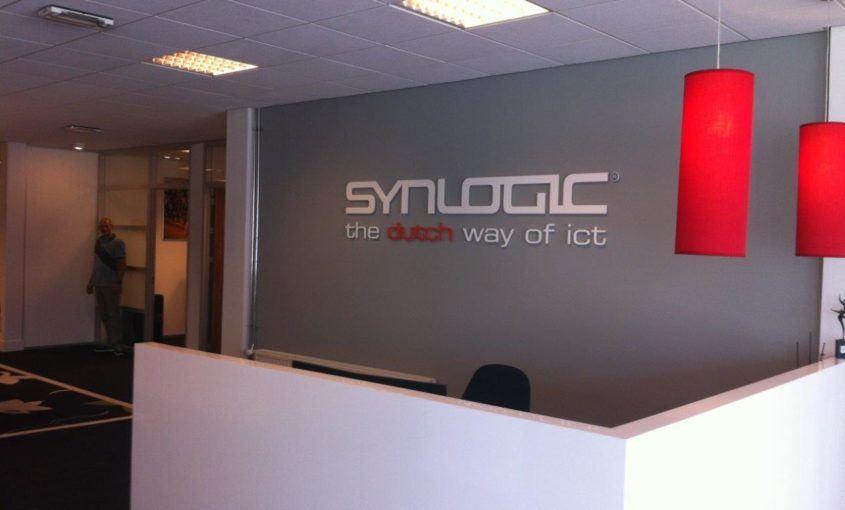 Binnenschilderwerk Synlogic Branderweg Zwolle