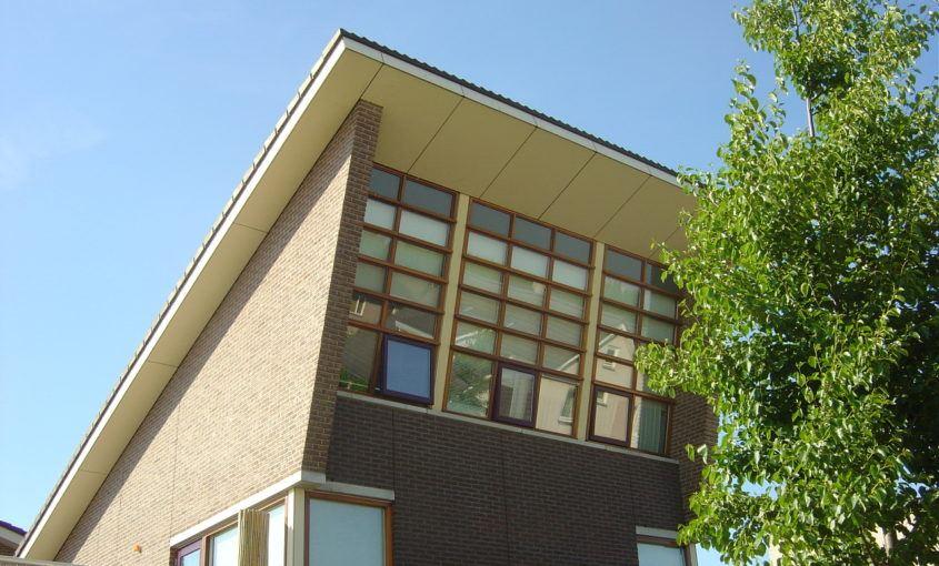 Buitenschilderwerk woonhuis De Maat Kampen