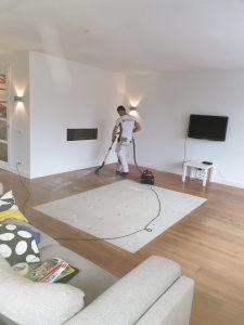 binnenschilderwerk schoonmaken
