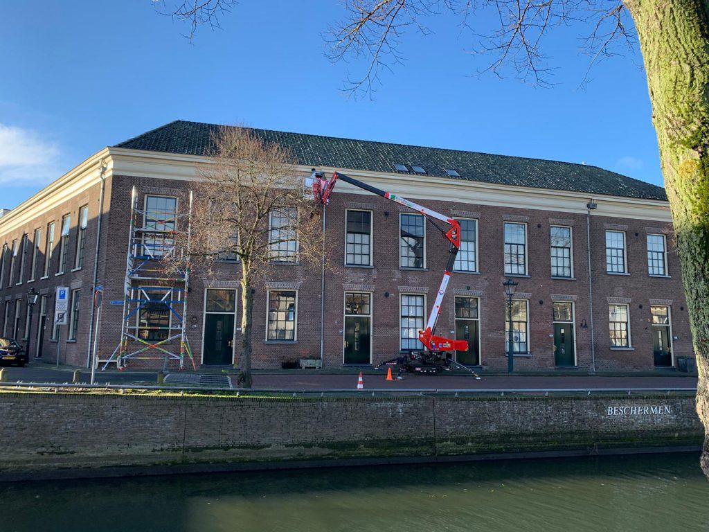 buitenschilderwerk Vloeddijk Kampen